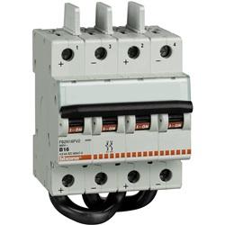 BTDIN - MAGNETOT. 2P 600VDC 10A