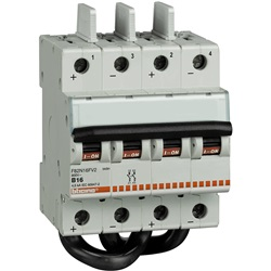 BTDIN - MAGNETOT. 2P 800VDC 25A