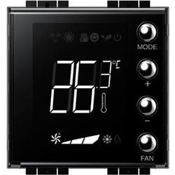 Ll - Termostato Con Display 2Mod Bu Bticino Spa