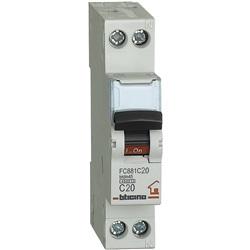 Btdin-Rs- Magnetot C20 1P+N 1M 4500 Bticino Spa