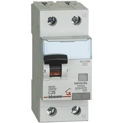 BTDIN-RS - MAG. DIFF  AC 1P+N 30MA