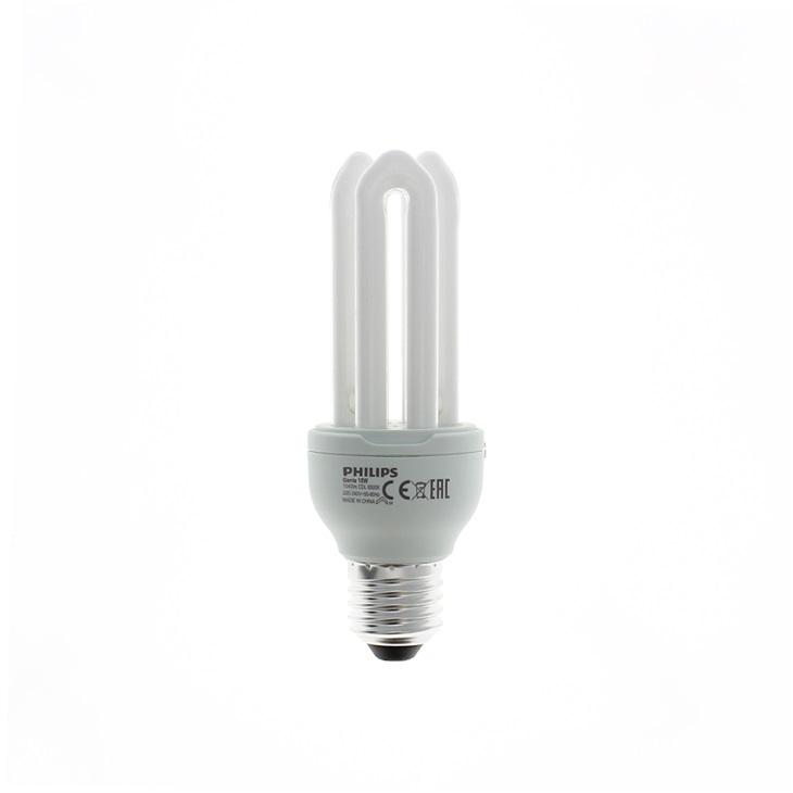 Lampada Fluorescente compatta Integrata Genie 18W CDL E27 220-240V 1PF/6