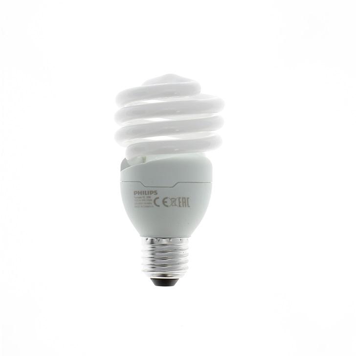 Lampada Fluorescente Compatta Integrata Tornado T2 23W WW E27 220-240V 1PF