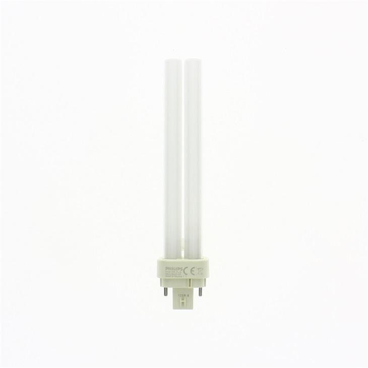 Lampada fluorescente a basso consumo compatta MASTER PL-C al trifosforo da 26 Watt con attacco a 4 PIN