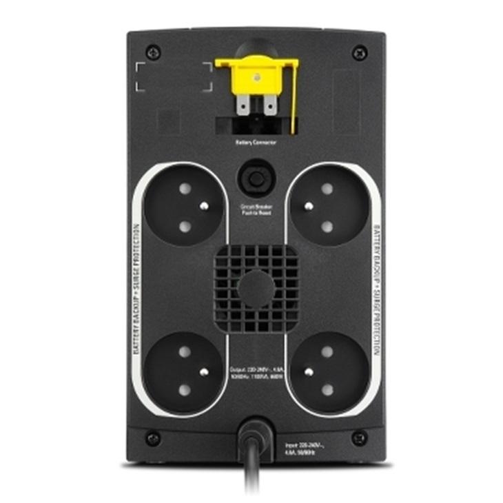 On-Line UPS 6000VA 230V with pre-installed I/O hardwire kit