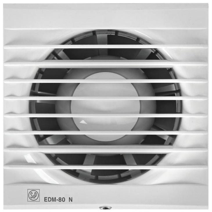Ventilatore elicoidale Soler&Palau EDM-80 N