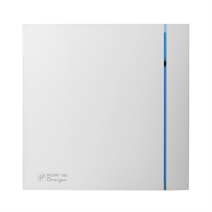 Ventilatore elicoidale Soler&Palau SILENT-100 CZ Design