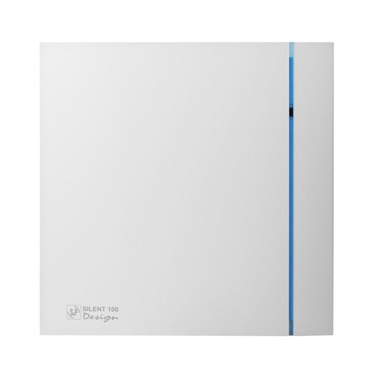 Ventilatore elicoidale Soler&Palau SILENT-100 CRZ Design