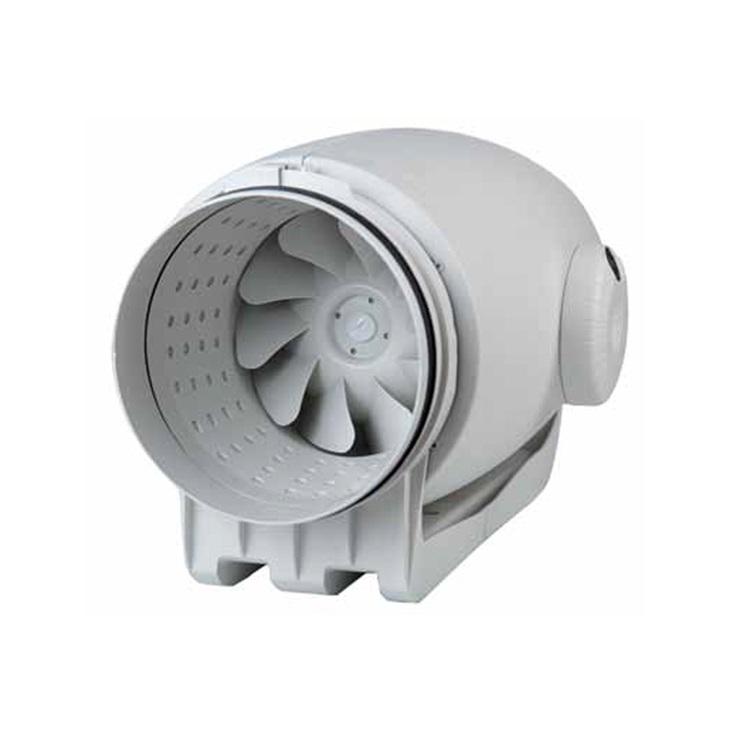 Ventilatore elicocentrifugo in linea insonorizzato TD-160/100 N Silent