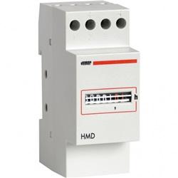 HMD-024 CONTAORE 2 MOD DIN 24 VAC