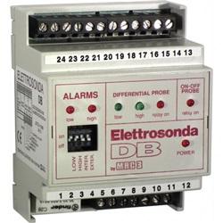 ELETTROS ED4SC01000 4DIN 230VAC