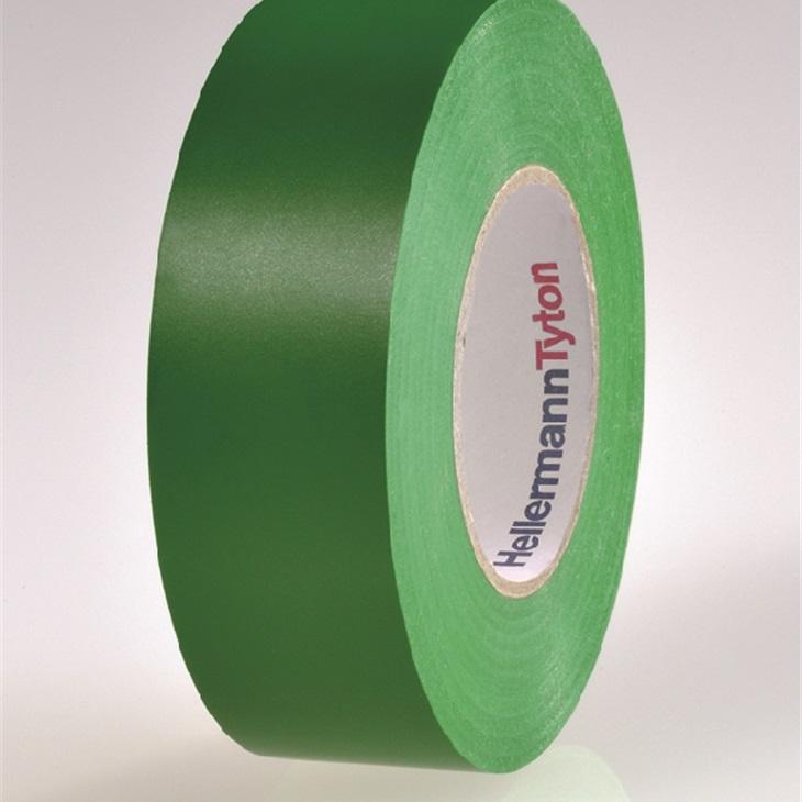 NASTRO PVC 19X20 GN HTAPE-FLEX15-19