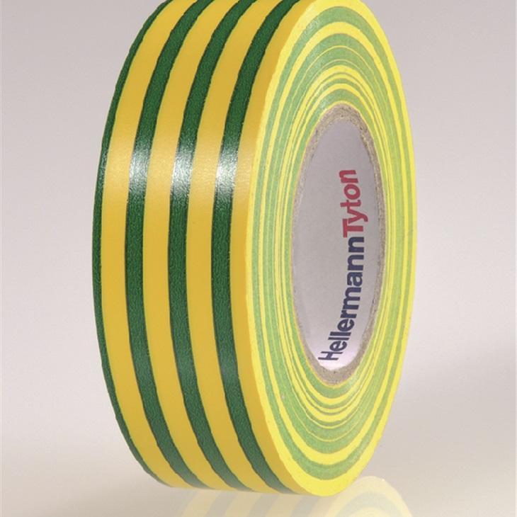 NASTRO PVC 19X20 GNYE HTAPE-FLEX15-