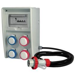 Quadro elettrico Fanton Ulisse ASC 2x2P+T - 2x3P+T