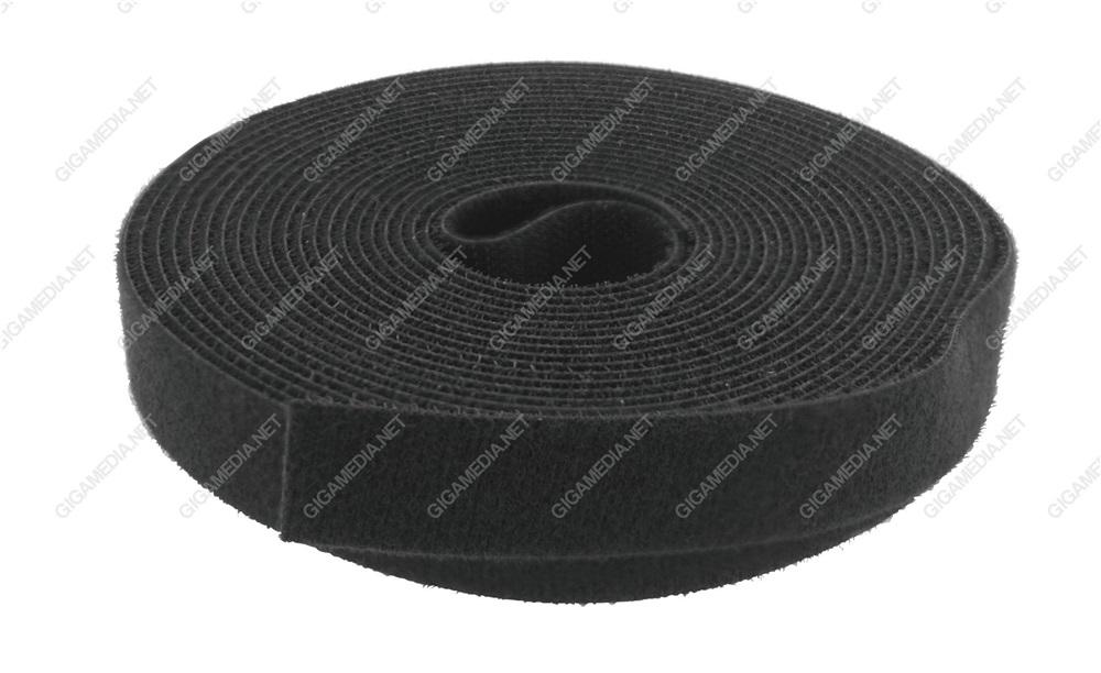 Fascette stringicavo 5 m x 20 mm nere