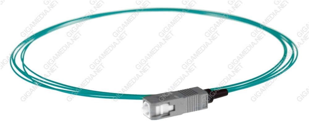 Pigtail SC 50/125 OM4 2 m
