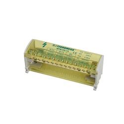 Ripartitore Quadripolare Ωblock 125A -   10 Uscite