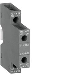 Contattore AF09…AF2650 - Accessori CAL4-11 cont. 1NA+1NC per AF09…96, AF09Z…38 e NF/NFZ