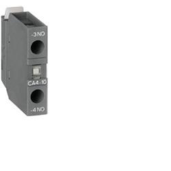 Contattore AF09…AF370 quadripolari - Accessori CA4-10 cont. 1NA per AF09…96, AF09Z…38 e NF/NFZ