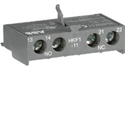 HKF1-11 Contatto frontale ausiliario 1NA+1NC