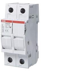 Portafusibili sezionatori PV 2P, 32 A