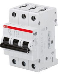 interruttore magnetotermico 6kA Curva C 10A