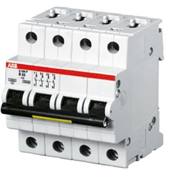 interruttore magnetotermico 25kA Curva C 25A