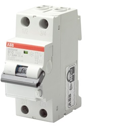 interruttore magnetotermico differenziale, 6kA, A, Curva C, 16A 30mA