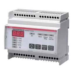 ISOLTESTER-DIG-RZ CONTROLLO ISOLAME