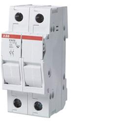 Portafusibili sezionatori 1P+N, 32A