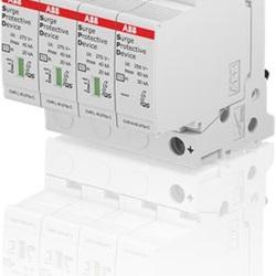Protezione e sicurezza  Tipo 2 3P+N Imax 40kA Uc 275V TT-TNS QuickSafe