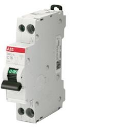 interruttore magnetotermico 4,5 kA Curva C 20 A