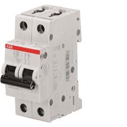 interruttore magnetotermico 4,5 kA Curva C 10 A