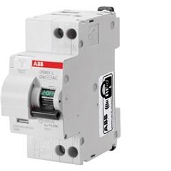interruttore magnetotermico differenziale, 4,5 kA, AC, C16, 30 mA
