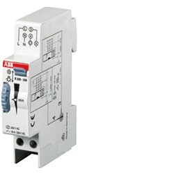 Interruttore luce scale elettromeccanico