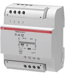 Trasformatore modulare di sicurezza 63/12-24 C