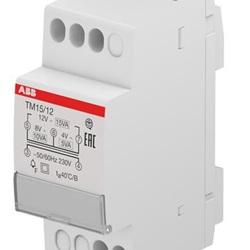 Trasformatore per campanelli TM15/12 4-8-12 V
