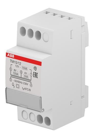 Trasformatore per campanelli TM15/24 12-24 V
