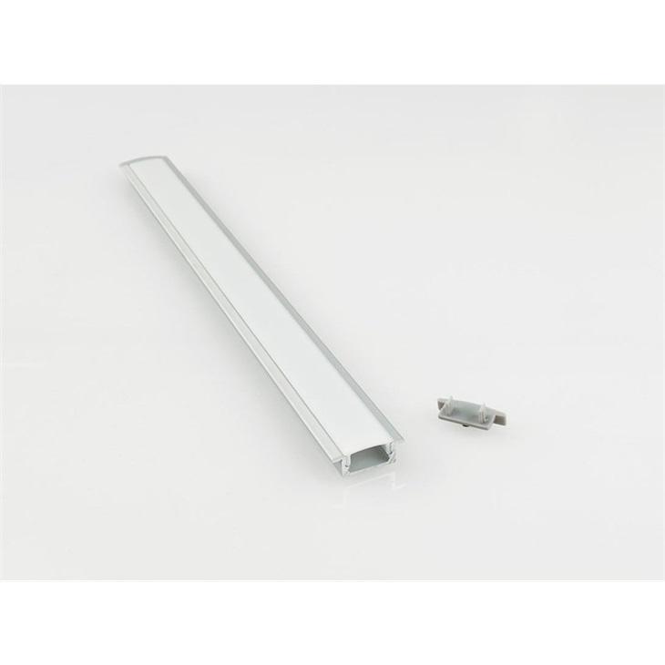 Profilo in allumino Nobile per doppia strip LED