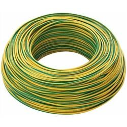 Cavo FG17 1G150 Giallo/Verde Terra Bobina