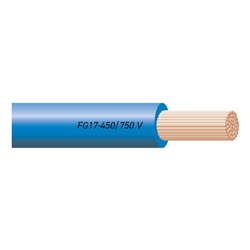 FG17 450/750 V 1X2,5           BL M