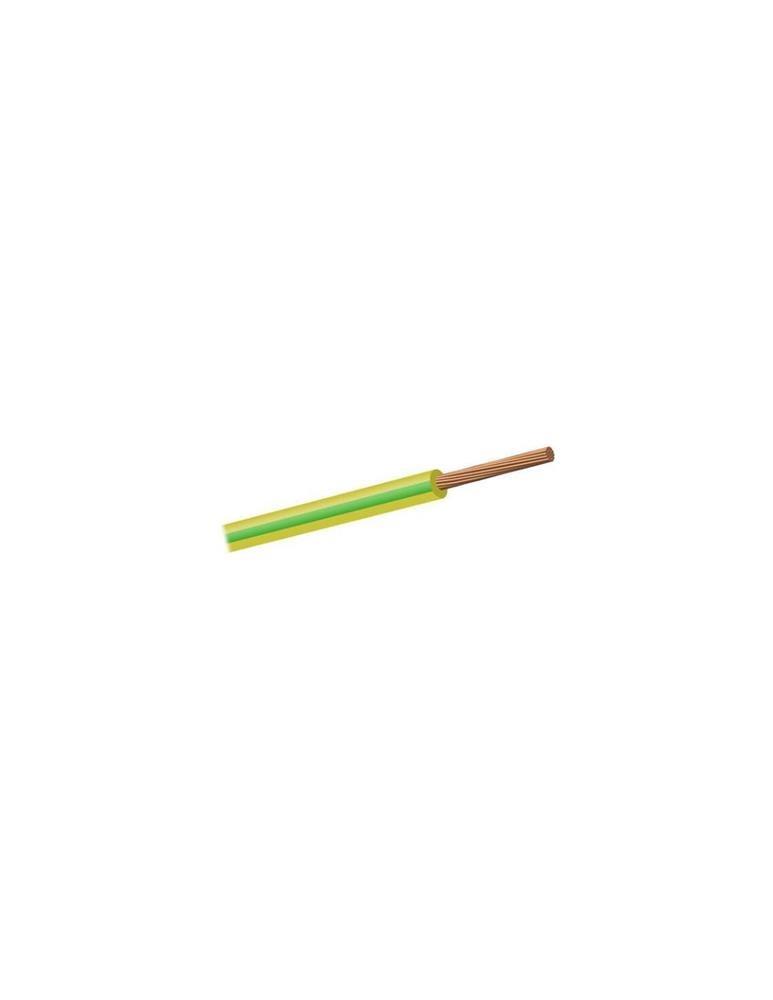 Cavo Unipolare FS17 1G25 Giallo/Verde Terra Bobina