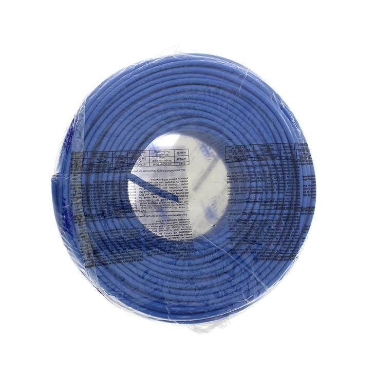 Cavo Unipolare FS17 1X6 Blu Matassa