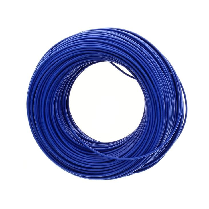 Cavo Unipolare 1X0,75 Blu Matassa