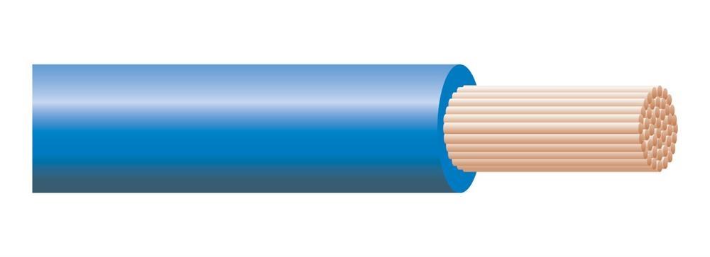 Cavo H07Z1-K Type 2 1X1,5 Blu Matassa