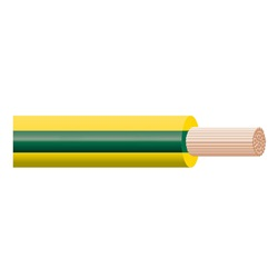 Cavo H07Z1-K Type 2 1G10 Giallo/Verde Terra Matassa