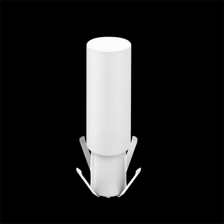Lampione diffusore Lombardo Line per palo esterno