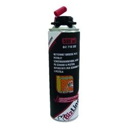 Detergente per schiuma poliuretanica e pistola 500 ml