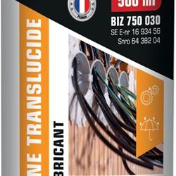 Lubrificante al silicone traslucido 500 ml