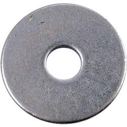 Rondella piatta extra large M4 (x 100)